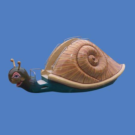 """Giant Snail Slide, 19'L x 7""""H #9044"""