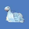 """Baby Dino Slide, 6'4""""L X 4'6""""H #9014"""