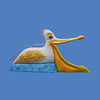 Pelican Slide, 12'L #9033