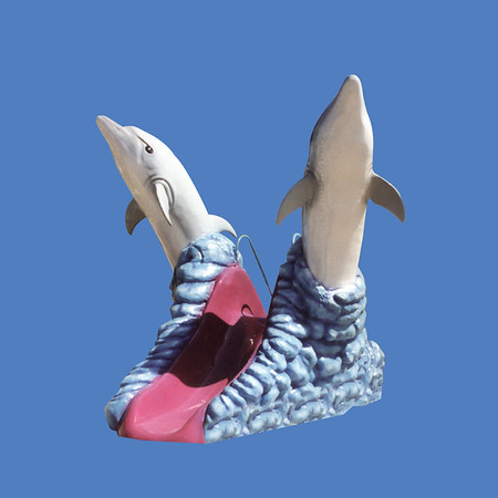 Double Dolphin Single Slide #9018