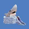Shark Head Slide #9042