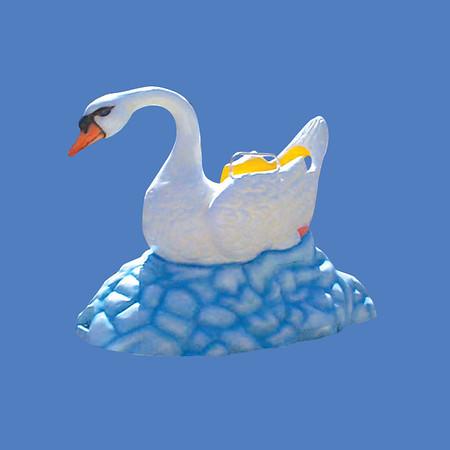 Swan Slide, 6'L x 5'H #9090
