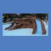 "Rock Island Slide, 37'9""L x 8'6""H #9182"