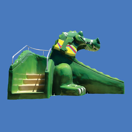 Alligator Tail Slide #9222