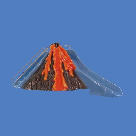 "Volcano Slide, 14'L x 5'5""H #9145"