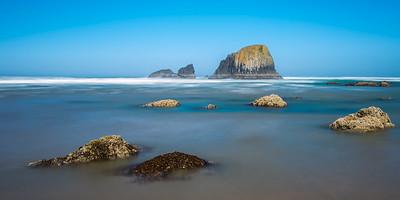 Rocks at Indian Beach
