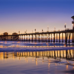 Huntington Beach Pier -3, @ R  Hansen 2015