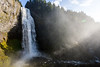 Salt Creek Falls Thru the Mist