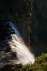 Top of Multnomah Falls, Columbia River Gorge, Oregon