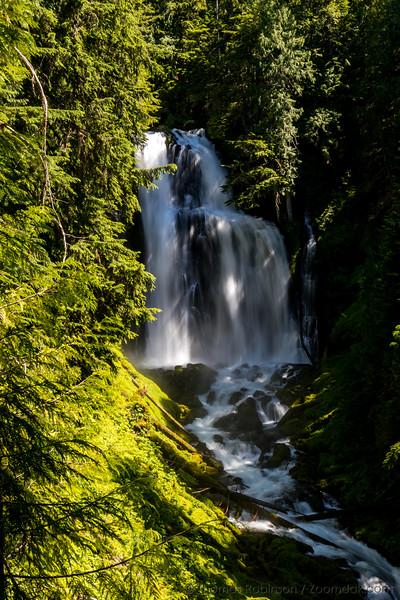 Lower Linton Falls