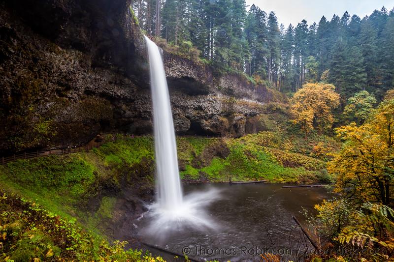 South Falls Basin