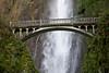 Multnomah Falls Bridge, Columbia River Gorge, Oregon