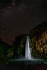 Havasu Falls by Night
