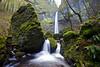Elowah Falls, Columbia River Gorge