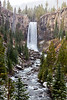 First Snow at Tumalo Falls