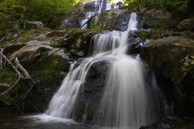 Upper Dark Hallow Falls