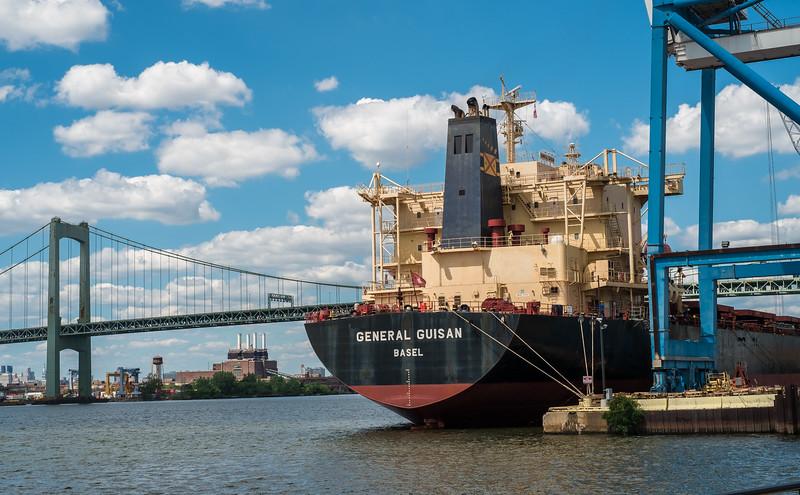 Philadelphia, Delaware River. August 2015