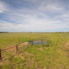 Water storage facility in rotational grazing system