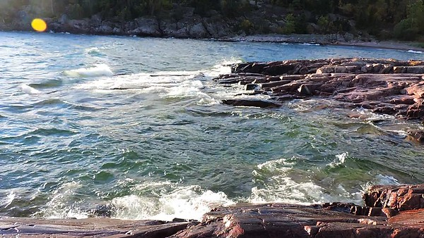 Lake Superior Waves, 2017, Rictographsimages  (27)