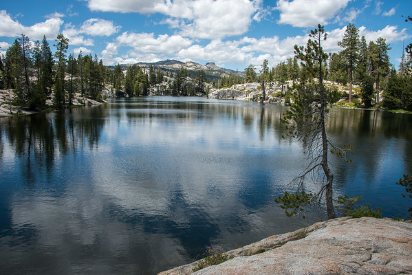 Sword Lake, Sierras