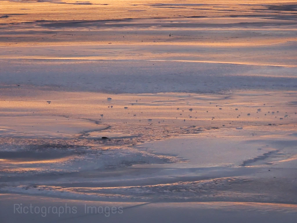 Lake Superior, Frozen