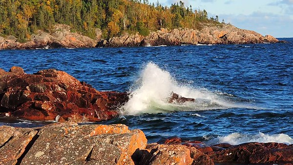 Lake Superior Waves, 2017, Rictographsimages  (28)