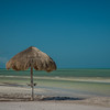 A  quiet morning on the beach, Isla Holbox