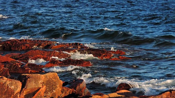 Lake Superior Waves, 2017, Rictographsimages  (30)