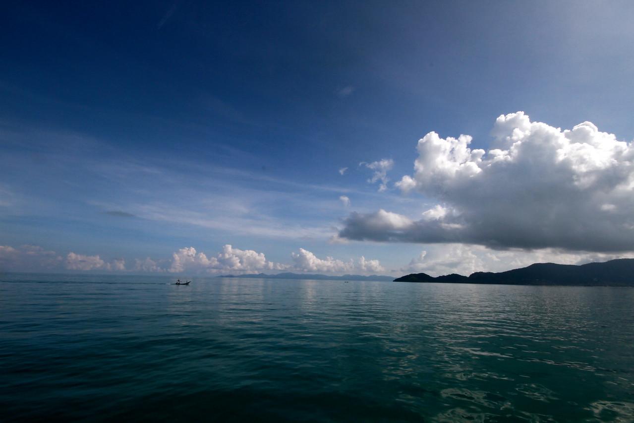 Islands near Ang Thong Marine National Park
