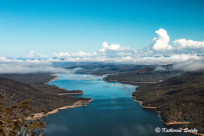 Burragorang Dam Valley Lookout