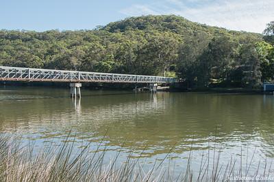 Woronora River Pedestrian Bridge