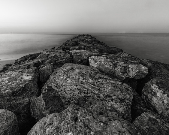 rock jetty