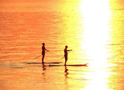 Lake Huron, Recreational  Water Sport, Fun Ric Evoy Rictographs Images
