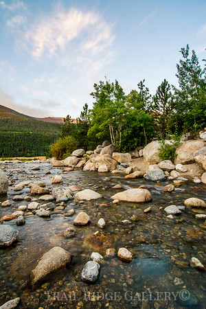 Early Autumn, The Alluvial Fan