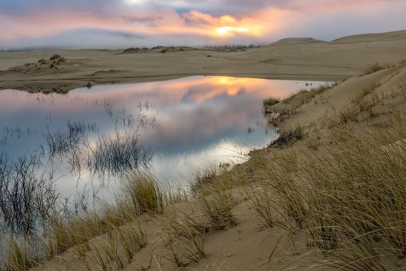 Dunes Daybreak