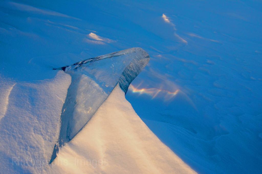 Clear Hard Ice