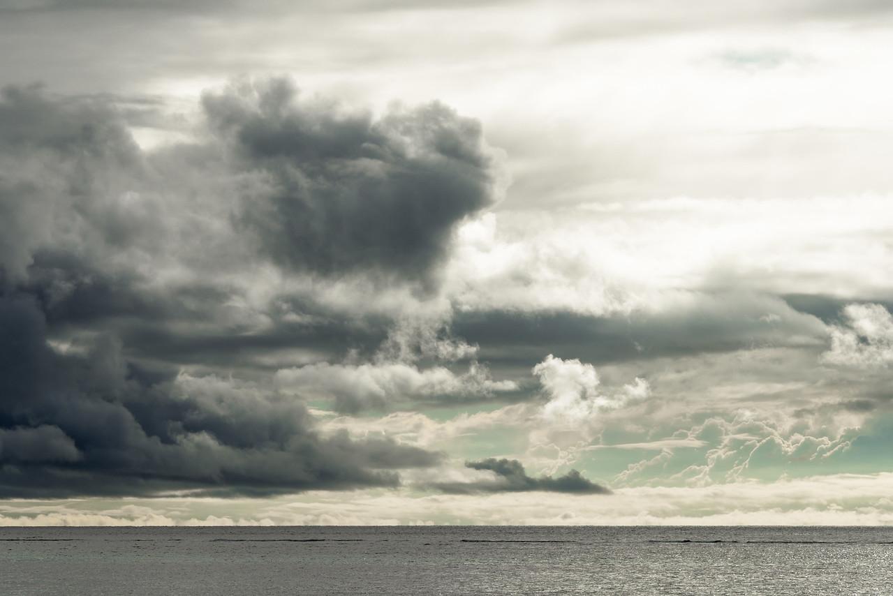Tahitian Storm