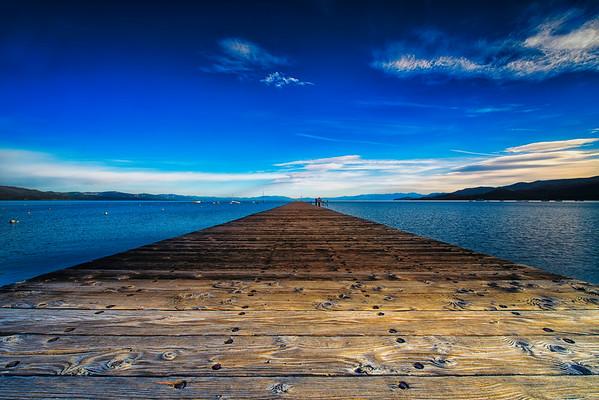 Lake Tahoe Morning