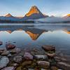 Morning at Two Medicine Lake