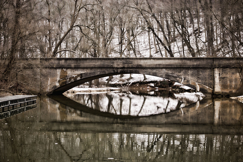 Reflections on Peters Creek