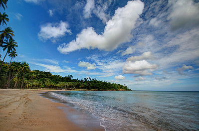 Corbyns Cove Beach, Port Blair, Andaman & Nicobar Islands