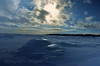 Frozen Lake Superior, March 2014,