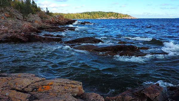 Lake Superior Waves, 2017, Rictographsimages  (24)