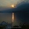Sunset over Tremezzo, Lake Como