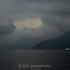 Storm over Lake Como