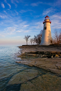 Marblehead Lighthouse - Lake Erie, Ohio