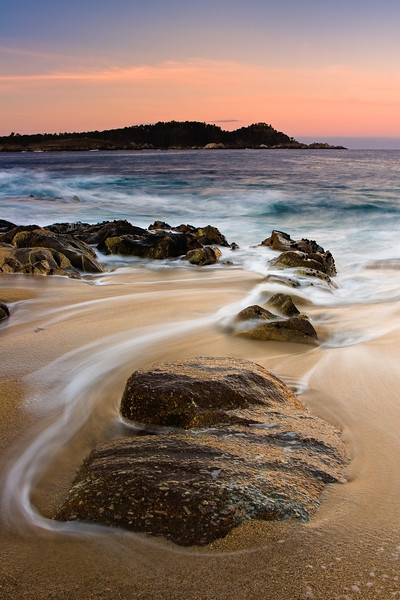 Point Lobos State Park - California, USA