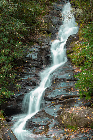 Dukes Creek Falls, Helen, Georgia