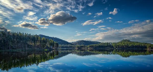 Stockade Lake Pano