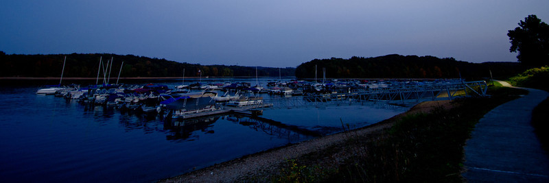 Boat Slips at Codorus State Park